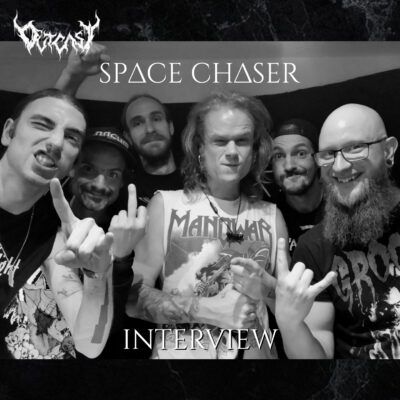 Interview Space Chaser | Give Us Life