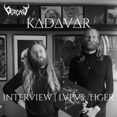 Interview Kadavar | Lupus, Tiger