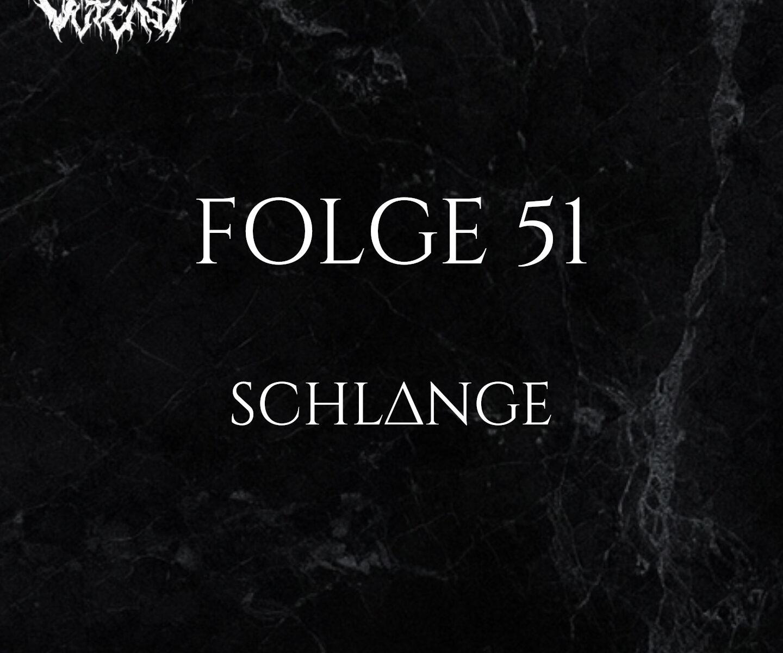 Fole 51 Schlange Cover